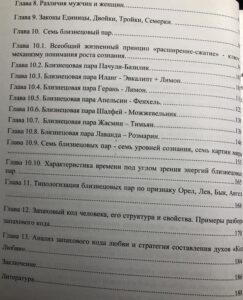 Серебрякова Н.Г. Мужчина и женщина. Запаховый код любви на сайте aromacards.ru